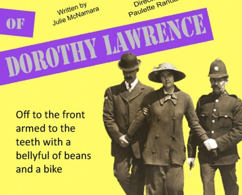 The Disappearance of Dorothy Lawrence