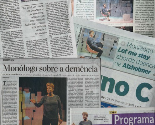 Recife press collage
