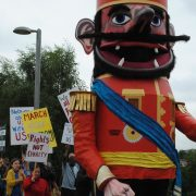 Pullen's Puppet at Liberty Festival